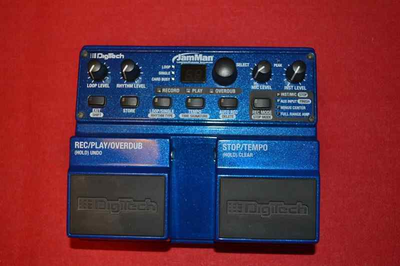Digitech JamMan Loop station