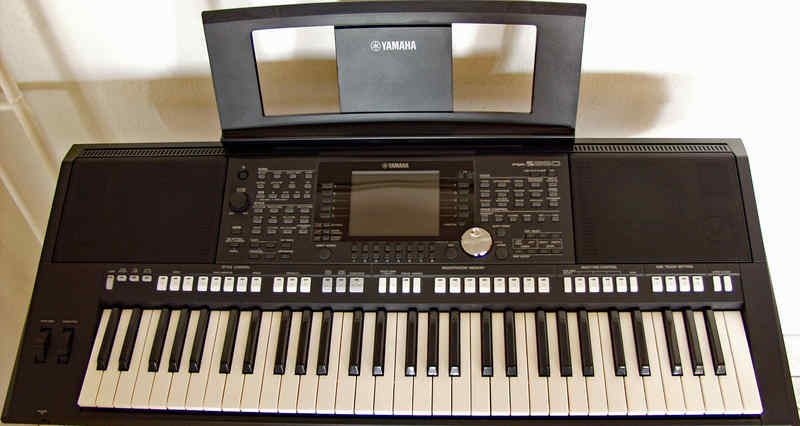 Elad gs fanatic for Yamaha psr s950 for sale
