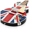 Gear4music New Jersey Union Jack Electric guitar