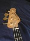 Bass collection JZ series Basszusgitár
