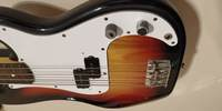 Squier SQ Precision Bass Made In Japan Basszusgitár