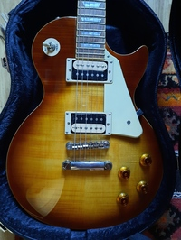 Epiphone Les Paul Traditional PRO-III Plus Desert Burst Electric guitar